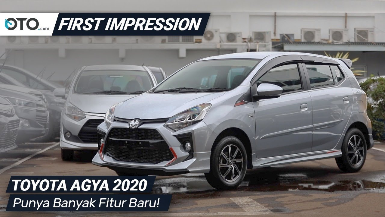 Toyota Agya 2021 Price Promo March Spec Reviews