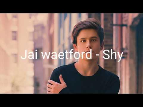 Jai waertford - Shy ( traduction fr )