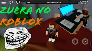 Roblox/Flee The Facility da Zueira