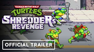 Teenage Mutant Ninja Turtles Shredder's Revenge - Official Gameplay Trailer | Indie World Showcase