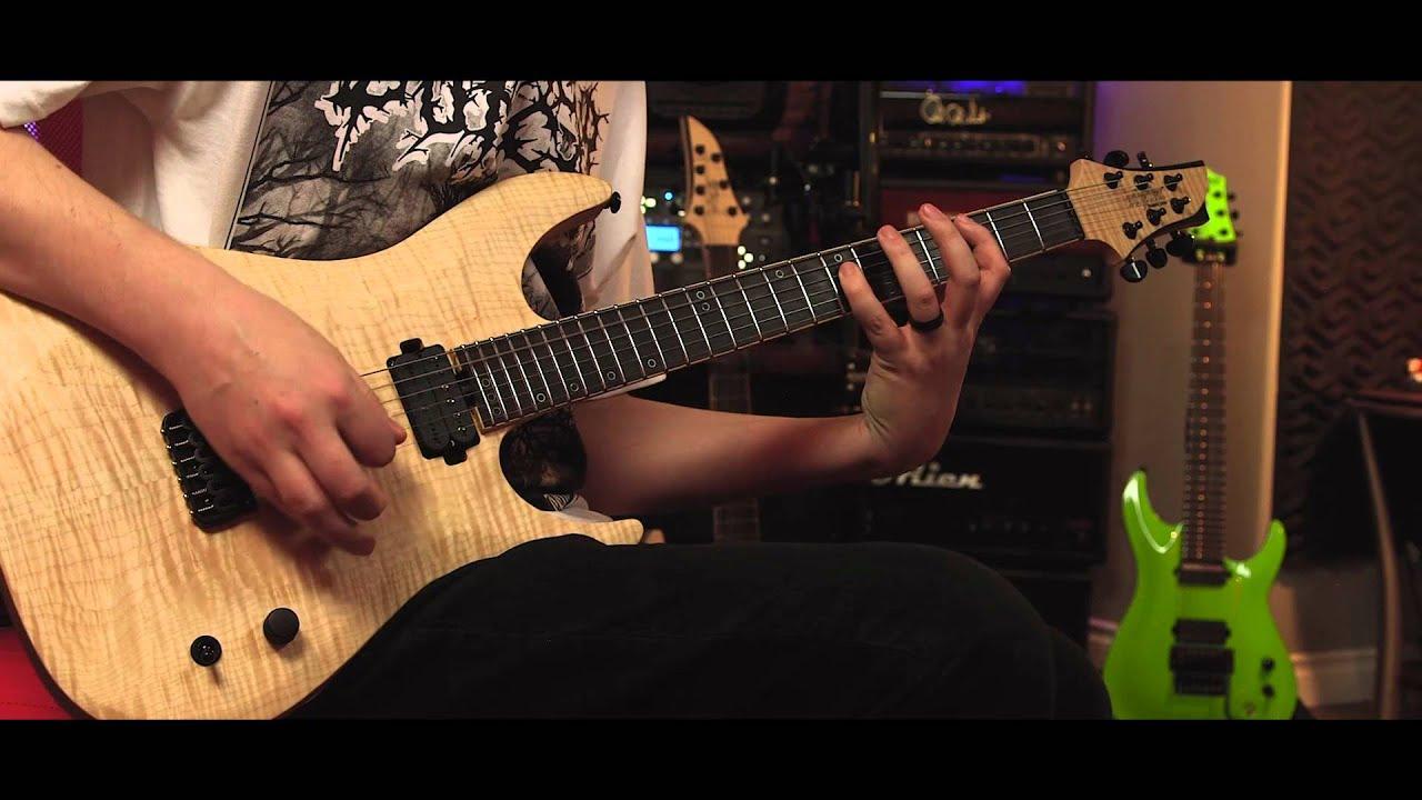 Seymour Duncan Palladium Gain Stage- Metal - YouTube