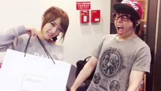 TMR西川貴教「おめでとうございます!はいコレ」 たかみな「えっ?!あ...