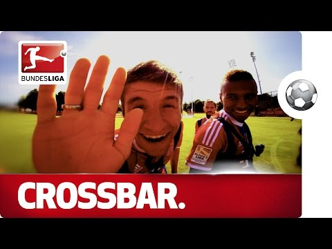 The Bundesliga Crossbar Challenge – Best Of!