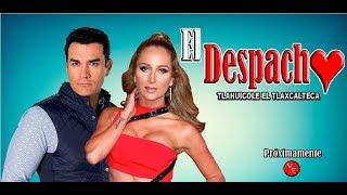 Telenovela El Despacho con Geraldine Bazan y David Zepeda *confirmados* 2018