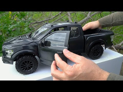 RC4WD Unboxing & RC First Run  – RTR 4WD Realistic RC Truck