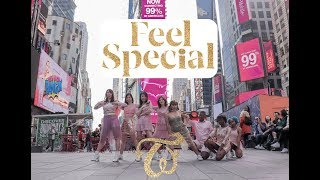 [KPOP IN PUBLIC CHALLENGE NYC] TWICE - Feel Special Dance Cover