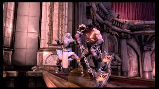 God of War 3 - Deimos versus Zeus (HD 720p) [Part 1/2]