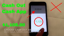 ✅  How To Cash Out Cash App Review Tutorial 🔴