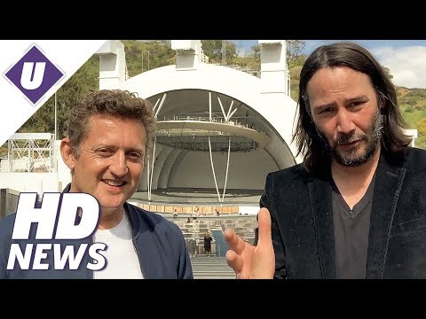That Time Keanu Reeves Trolled Fans At A Metal Festival