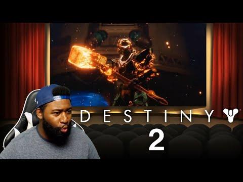 The Real Destiny 2 - Forsaken Reveal Reaction