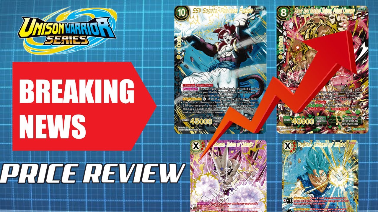 Series 10 SECRET RARES Are The MOST EXPENSIVE Cards!💰  Dragon Ball Super Card Game