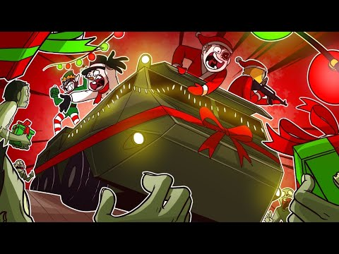 WE SPREAD CHRISTMAS CHEER TO ALL THE ZOMBIE BOYS AND GIRLS & SAVED CHRISTMAS!
