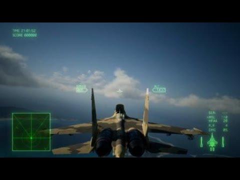 【やりかた】ACE COMBAT 7 ポストストールマニューバ【失速後機動】