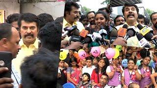 മമ്മൂക്ക വന്നു കൊച്ചി കവിത തീയേറ്ററിൽ പേരൻപ് വിജയാഘോഷം ! Mammootty At Peranbu Success Celebration