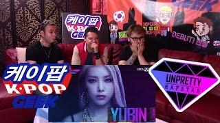 Watching 언프리티 랩스타 Unpretty Rapstar for the First Time Reaction