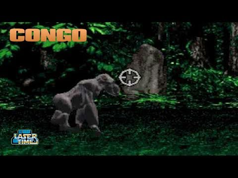 Congo: The Game - SNES and Saturn Suckage!