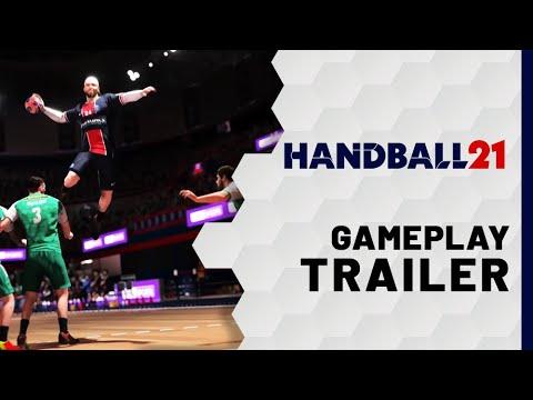 Handball 21 - Gameplay Trailer