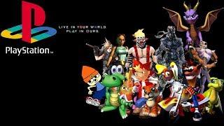 PS1 Gauntlet (Yettich) часть 44 - Tenchu 2, Dead Ball Zone, Kirikou, Thrill Kill, Tekken 2