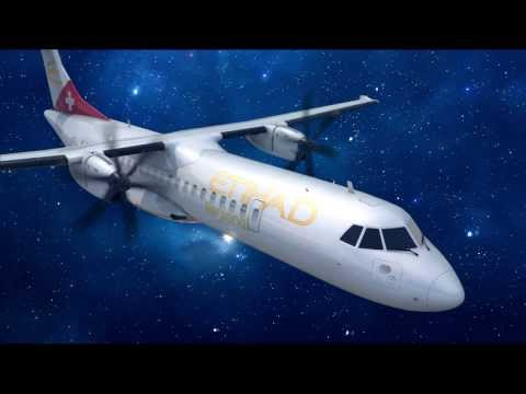 Coming soon: Etihad Regional to lease 4 ATR 72-500 aircraft!
