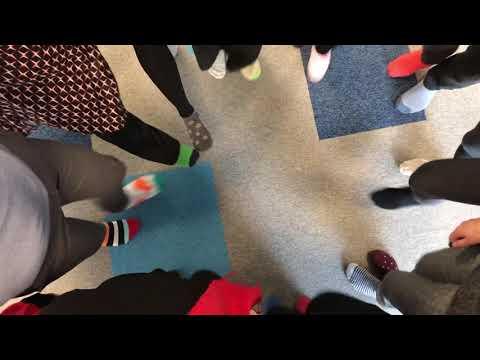 Sock on!
