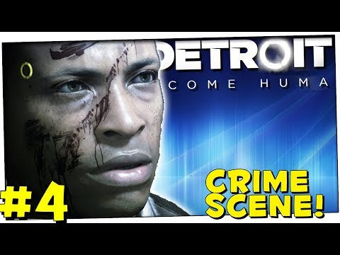 CRIME SCENE PARTNERS | PART 4 | DETROIT: BECOME HUMAN GAMEPLAY COOP