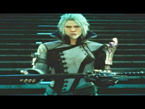 Final Fantasy XV Episode Ignis DLC - Old Ravus & Noctis King Secret Ending