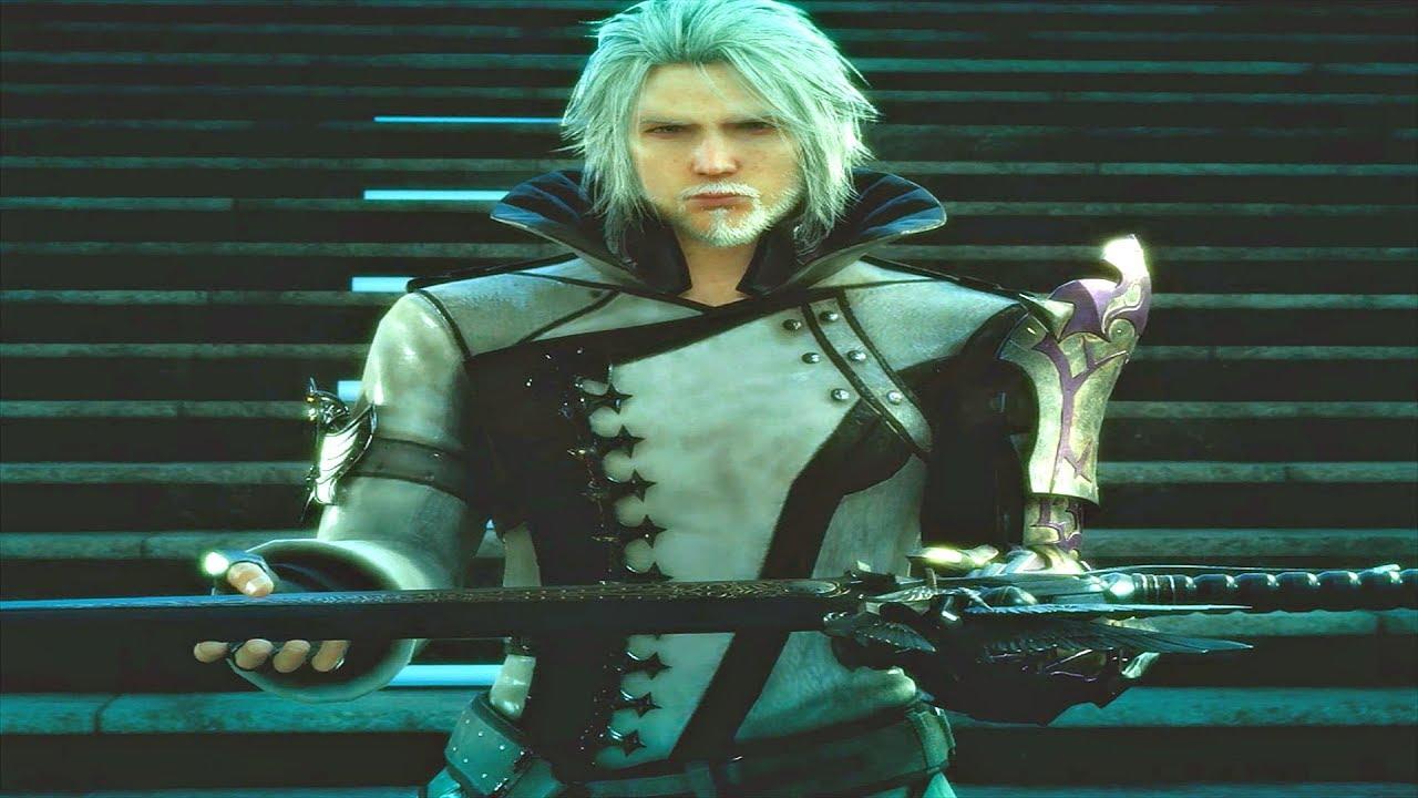 Old Noctis Ffxv: Final Fantasy XV Episode Ignis DLC