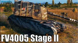 бАБАХА НЕ ИМБА  World of Tanks FV4005 Stage II лучший бой