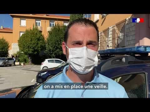 #TempêteAlex Jean-Charles, Maréchal des logis-chef de la brigade de Saint-Martin-Vésubie témoigne