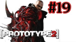 Prototype 2 Gameplay Walkthrough Part 19 - Alpha Wolf - Let's Play Review
