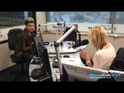 ZBTV: Adam Lambert interview