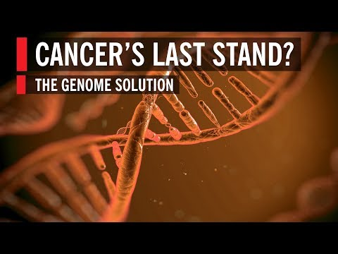 Cancer's Last Stand? The Genome Solution