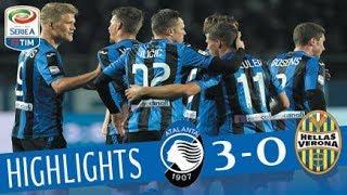Atalanta - verona 3-0 highlights ...