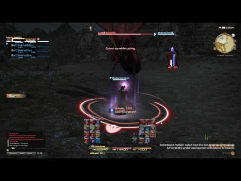 "Final Fantasy XIV Stormblood: Red Mage (RDM) Press Tour ""Impressions from a Casual"""