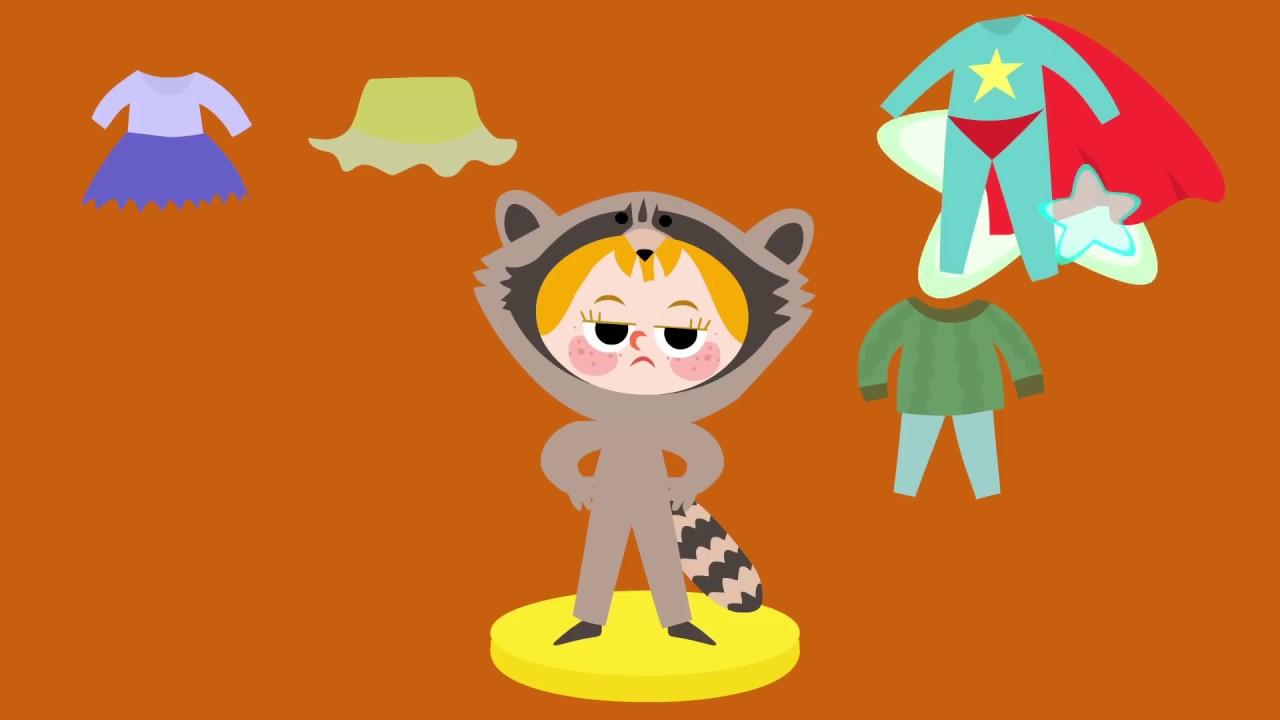 Cartoni animati cartone animato didattico i vestiti di
