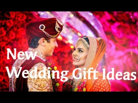 NEW Best Wedding Gift ideas for Bride and Groom