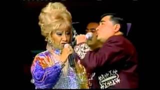 Concierto De Celia Cruz y Jhonny Pacheco...