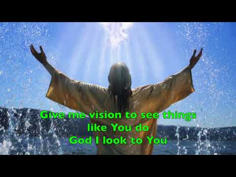 God I look to You (lyrics)  Francesa Battistell (Bethel Music)