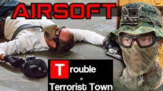 Airsoft TTT - Flawless Traitors (ft. Novritsch, Jet, Evike, Airsoftology, BrainExploder)