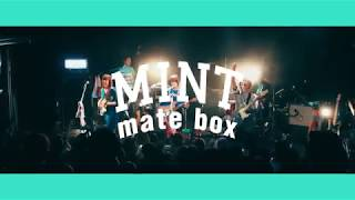 "MINT mate box organize ""GOOD CREW TOUR"" teaser"