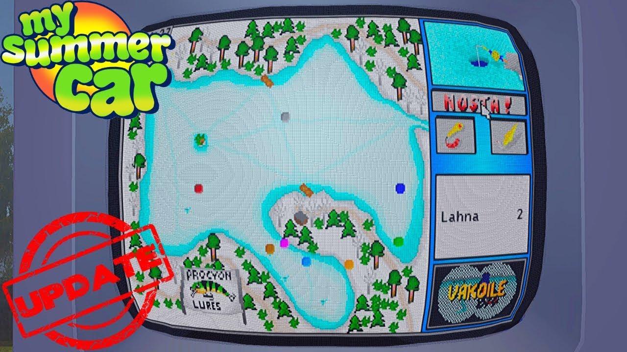 My Summer Car Mapa.Propilkki New Computer Game How To Play My Summer Car Update 25 Radex