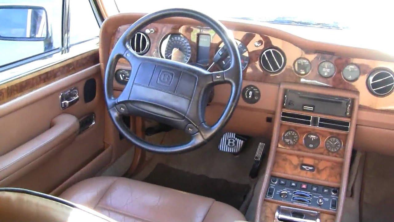 Bentley mulsanne turbo r rolls royce for sale 19 999 money talks youtube