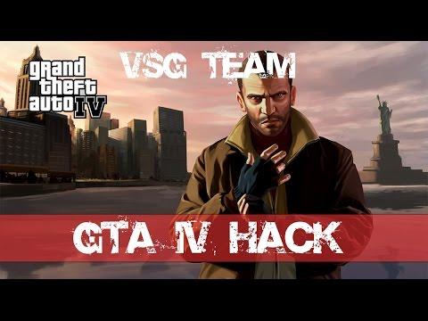 Взлом GTA 4 на деньги