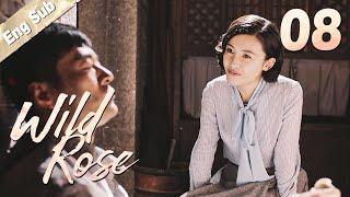 [ENG SUB] Wild Rose 08 | Romantic Suspense Drama, Eye-candy Agents