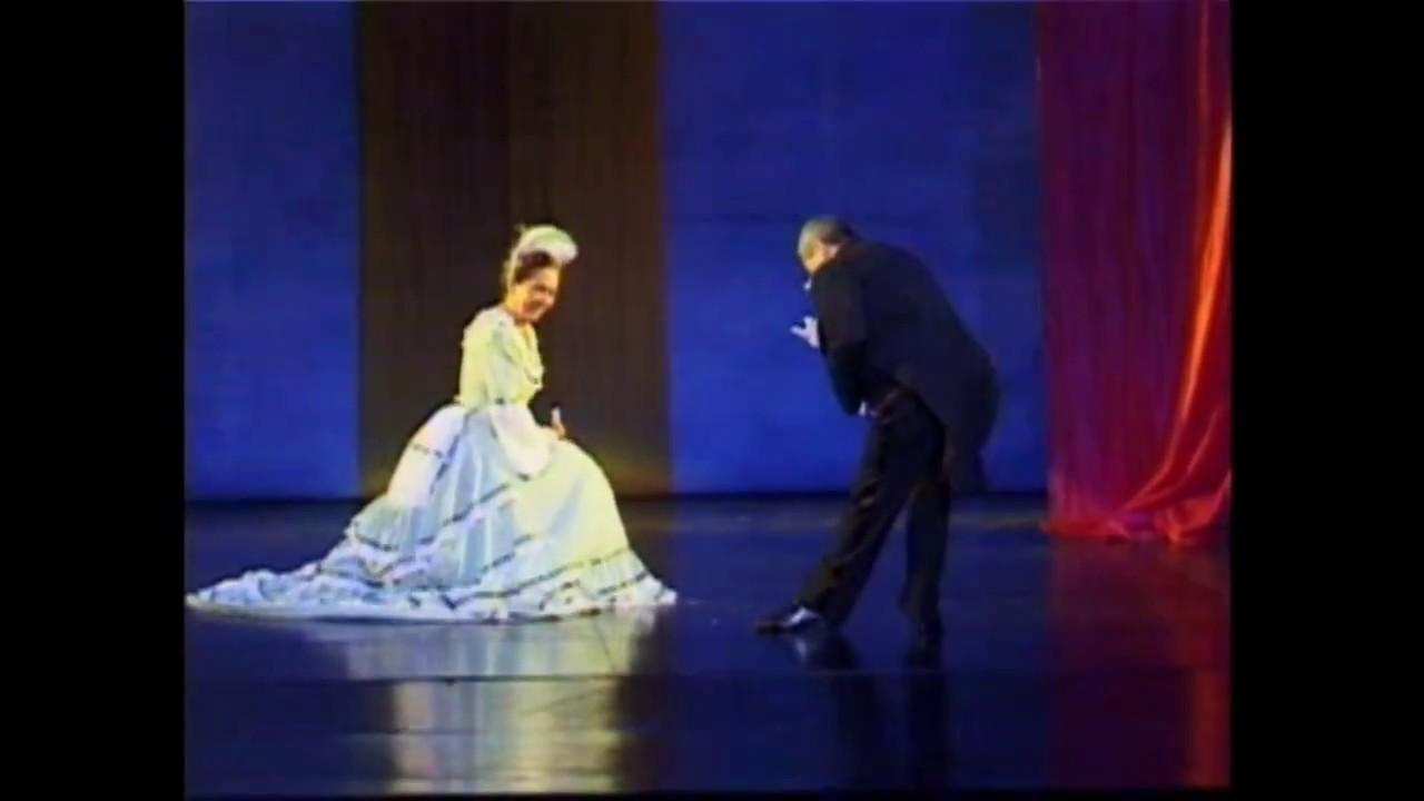 Maestros del Baile en Pareja