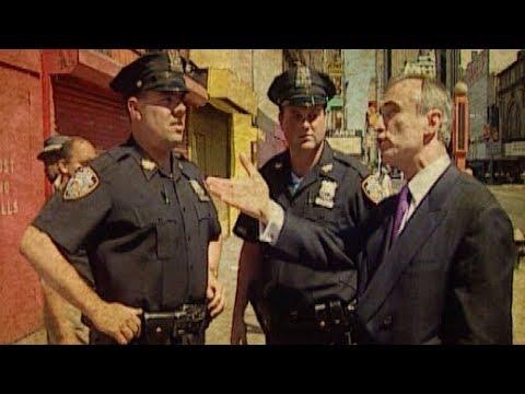 Vor 20 Jahren: Verbrechensbekämpfung in New York