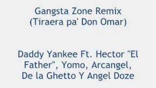 Gangsta Zone Remix ( Tiraera pa