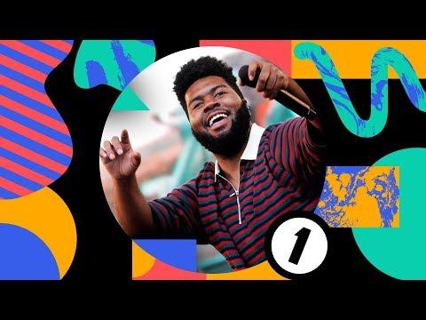 Khalid - Talk (Radio 1's Big Weekend 2019)