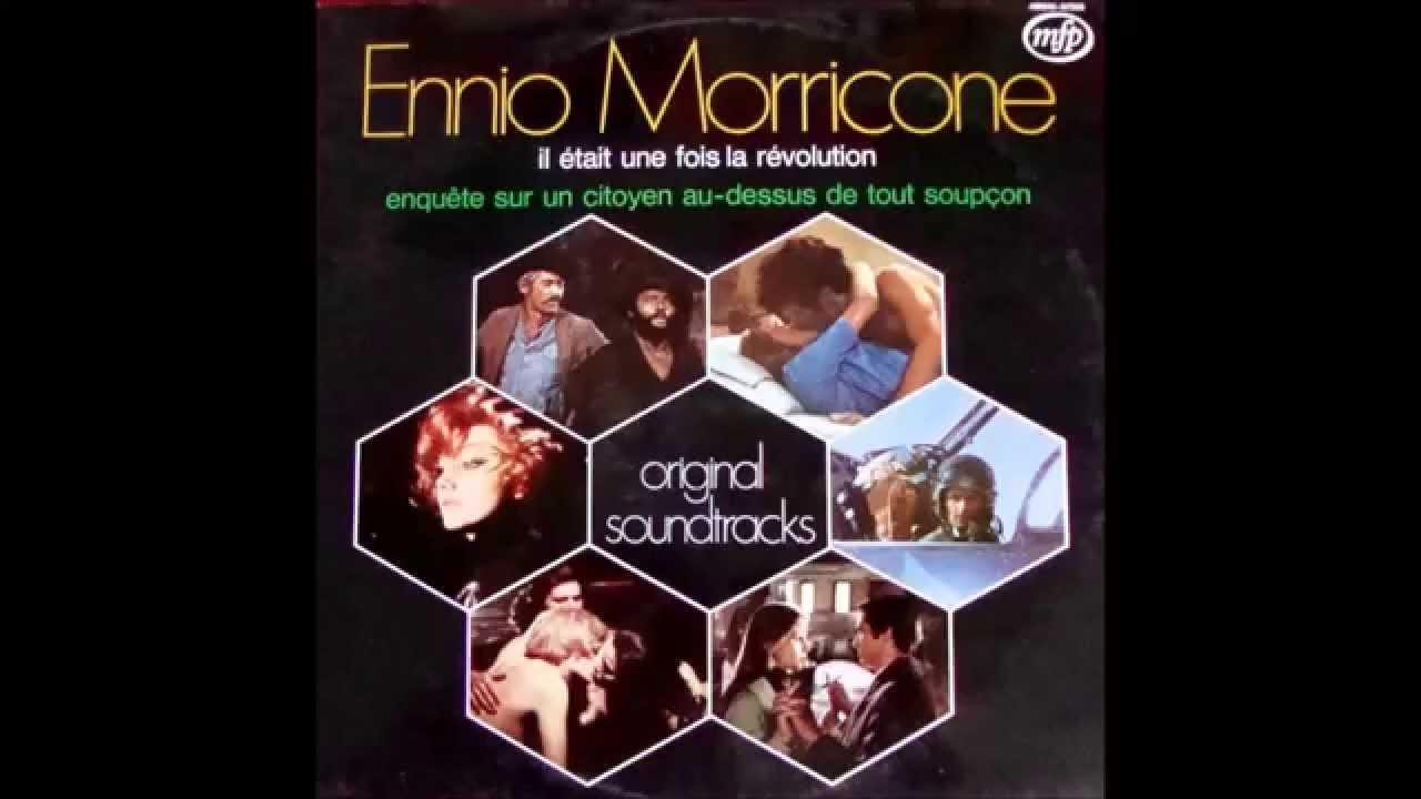 Ennio Morricone La Cosa Buffa