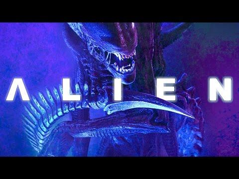 Alien  H. R. Giger's Beautiful Monster